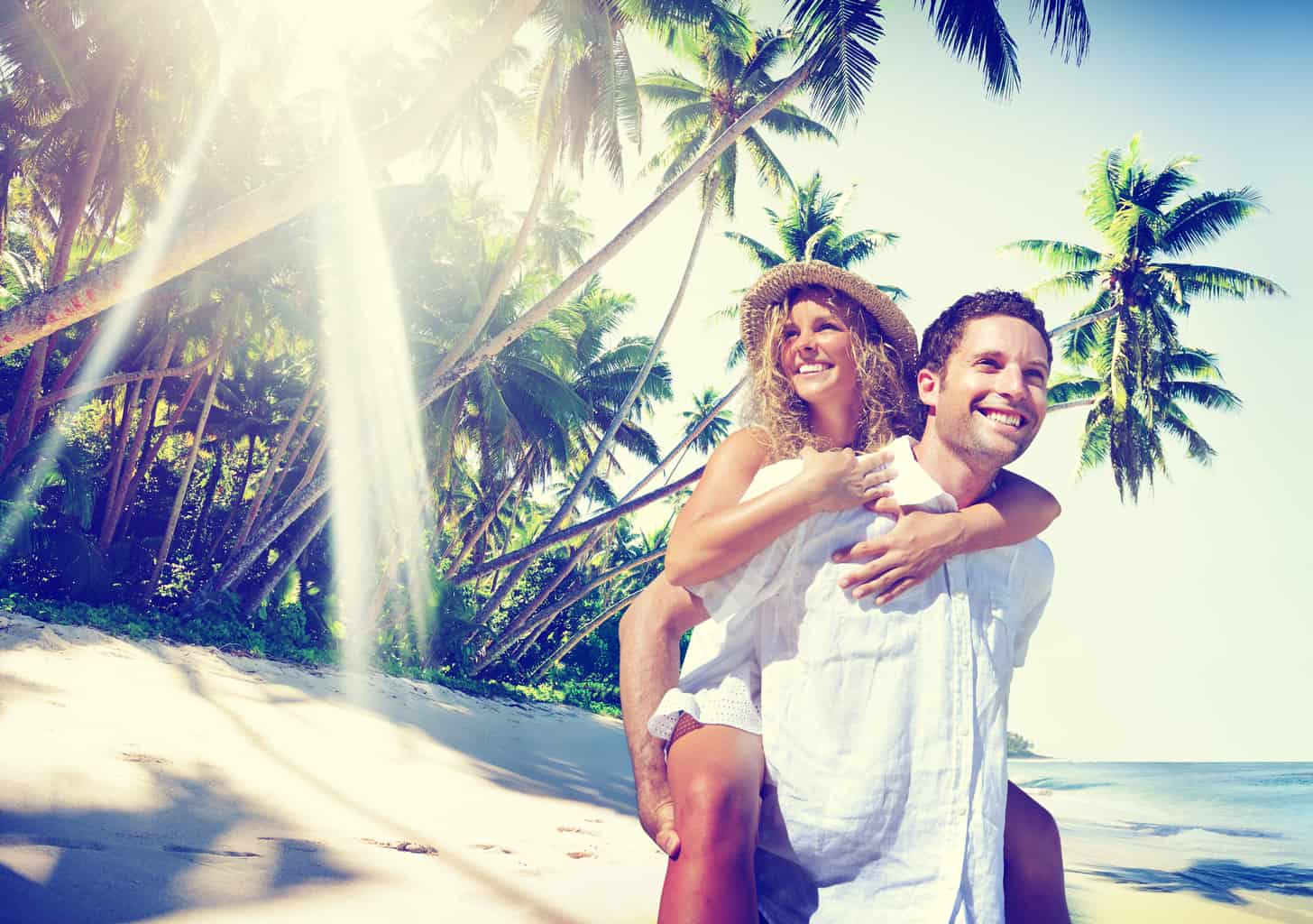 Globe getaways for Tropical vacations for couples